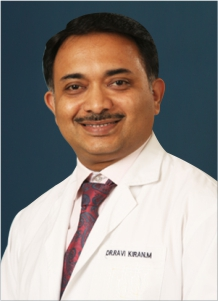 Dr. Ravi Kiran M