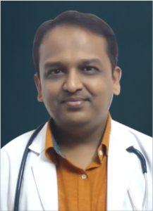 Dr. Santosh M Patil