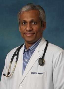 Dr. Gokul Reddy M