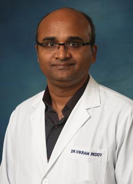 Dr. Vikram Reddy. A